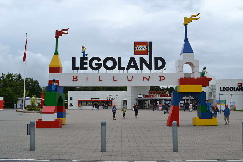 Danemark - Billund - Légoland